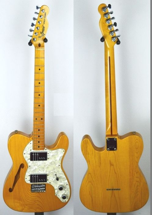 GRECO Tele Thinline ASH Spacey Sounds 1976 Japan