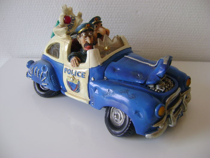 Guillermo Forchino - Police - Spaarpot
