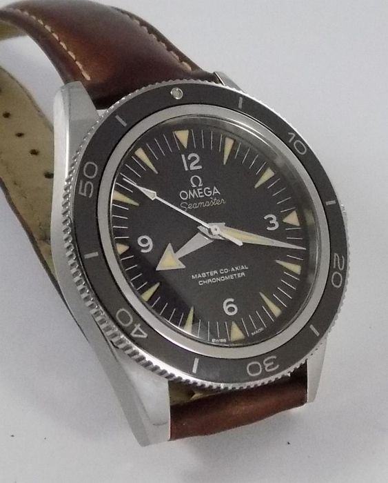 Omega - Seamaster 300 Diver -  Master Co-Axial 8400 - Si14 - Heren - 2014