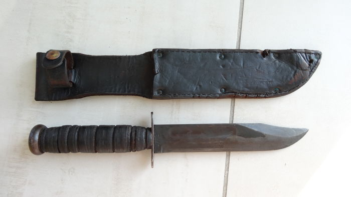 WW2 US fighting knife