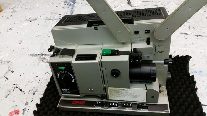 Bauer P8 TS 16mm Universal Projector