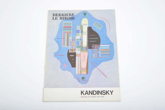 Wassily Kandinsky - Derrière le Miroir No. 154. With 7 reproductions in four colors - 1965