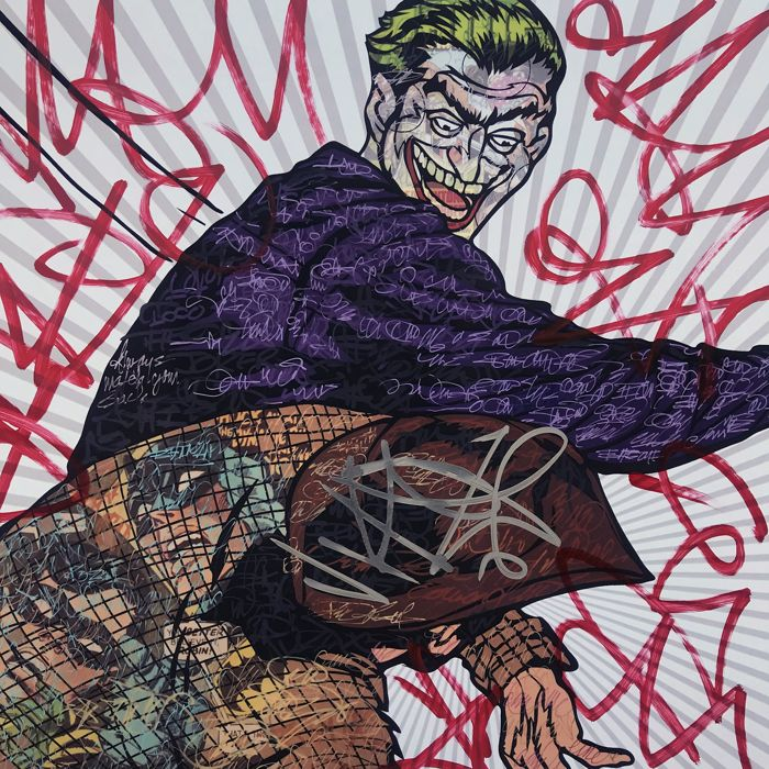 Dillon Boy - Western Graffiti / The Joker