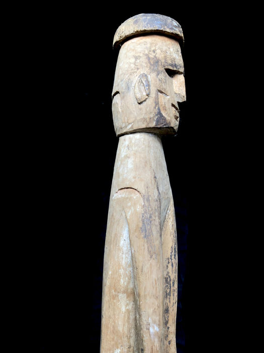 Old Ancestor figure - ASMAT (CASUARINE COAST) - West Papua