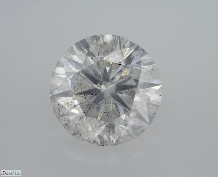 3.50 Carat D I1 Round Brilliant Certified & Sealed - Very Low Reserve!
