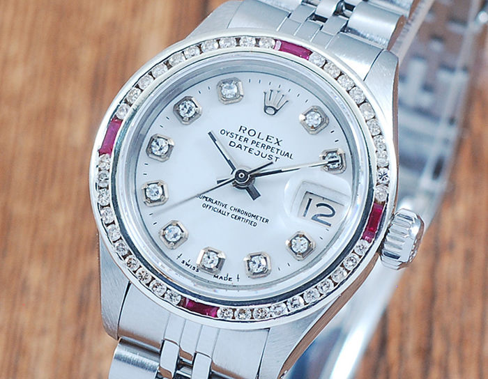 Rolex - Oyster Perpetual Datejust - 6919 - Women - 1970-1979