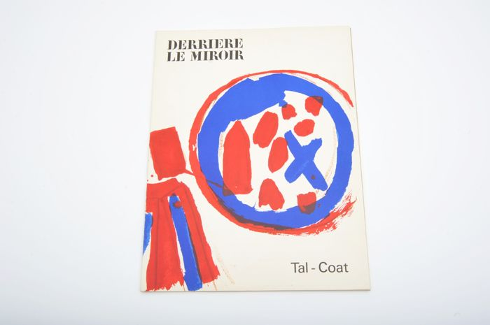 Tal-Coat - Derrière le Miroir No. 131. With five double page lithographs - 1962