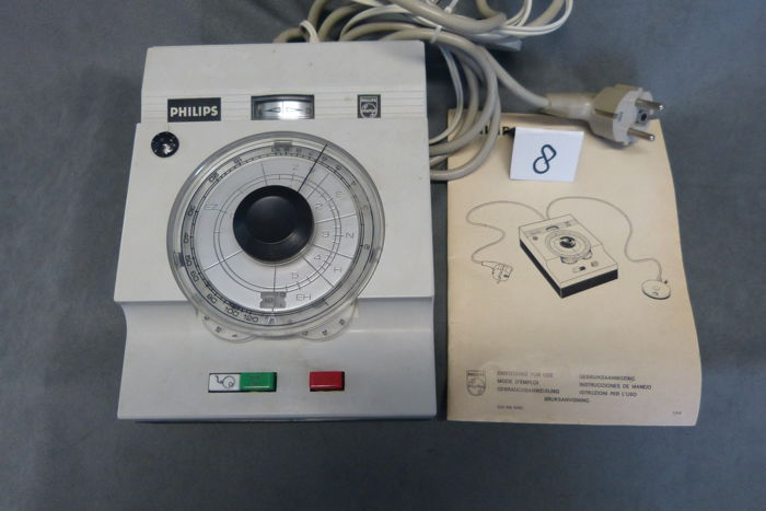 Philips  Doka Timer --- Philips  Colour -Analyser