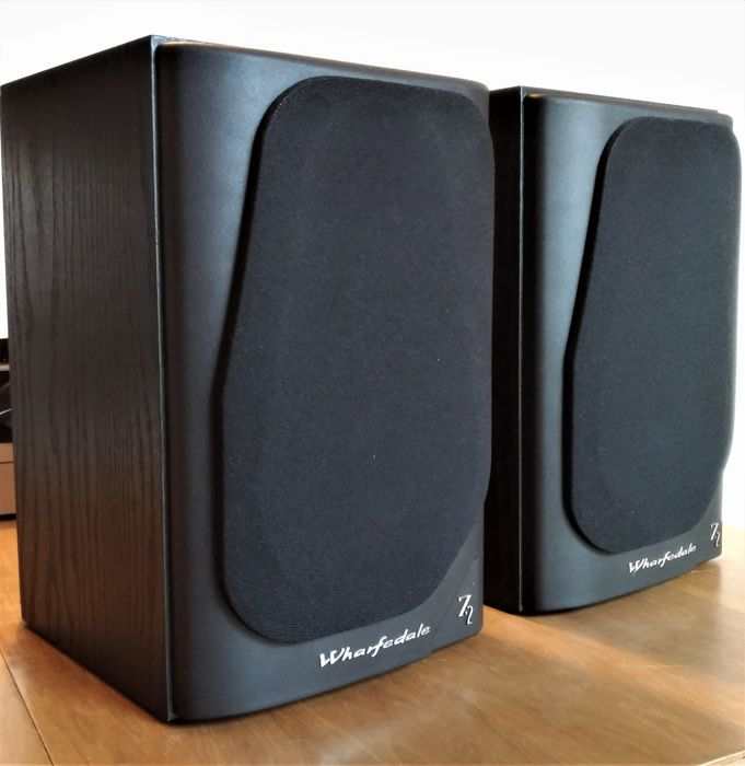 Bookshelf Speakers Wharfedale Diamond 72