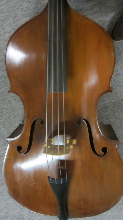 Pöllmann double bass