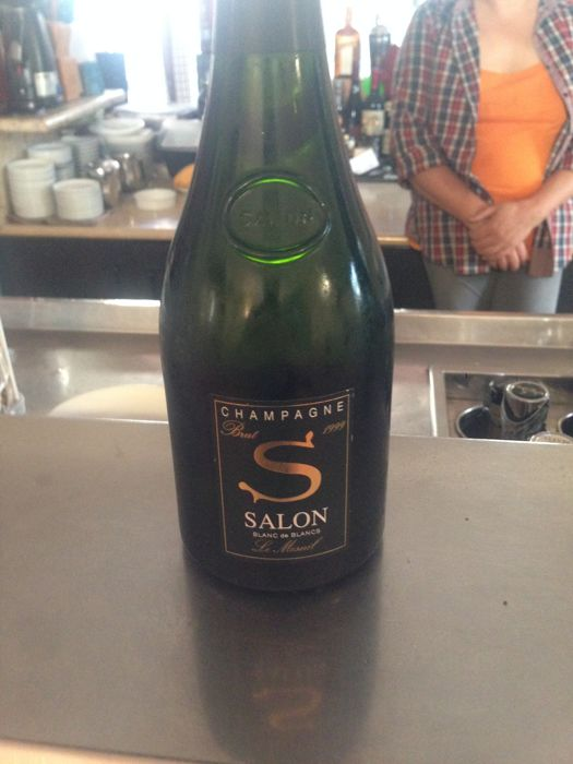 1999 Salon Cuvee \'S\' Le Mesnil Blanc de Blancs, Champagne - 1 bottle in OWC  - Catawiki
