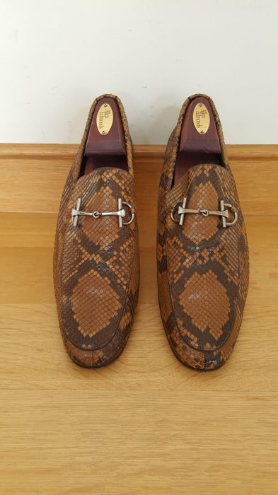 f7a15f4705fb Gucci - Snake shoes - Catawiki