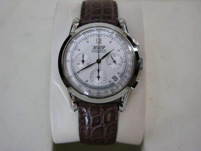 Tissot - Limited edition Heritage 150th Anniversary COSC - T66.1.722.31 - Heren - 2000-2010