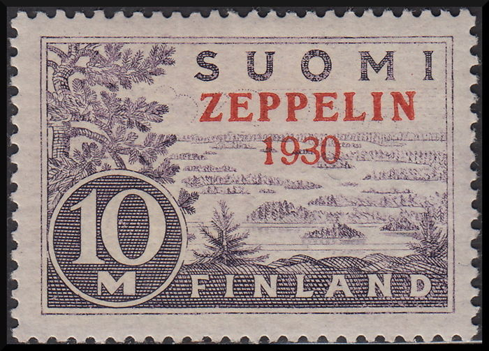 Finland 1930/1970 - Collection of air mail from 1930 to 1970 - Unificato A1/A12