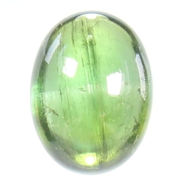 Green tourmaline 11.40 ct. - No Reserve Price