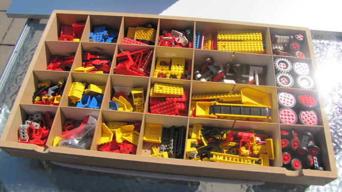 Assorted - Classic Lego from the Sixties and early Seventies