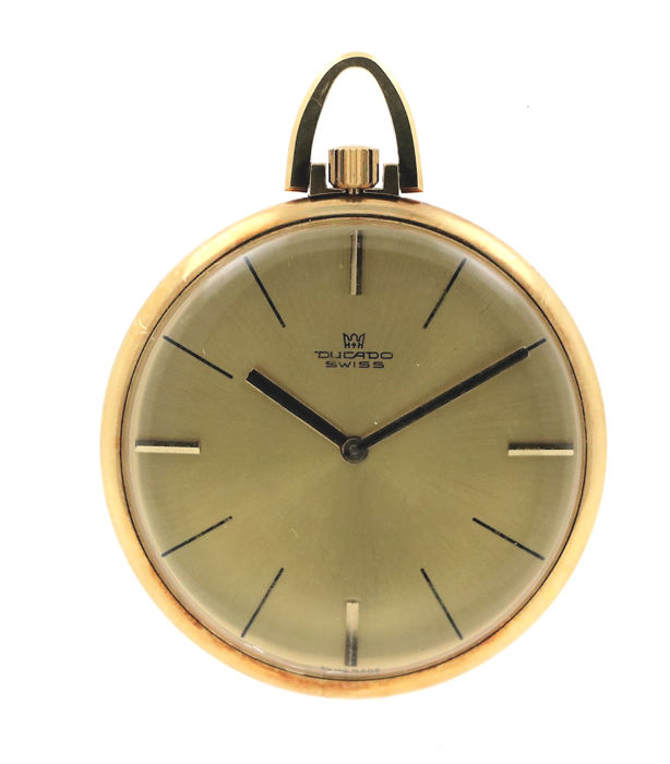 Ducado - pocket watch - - 8232 - men's - 1970-1979