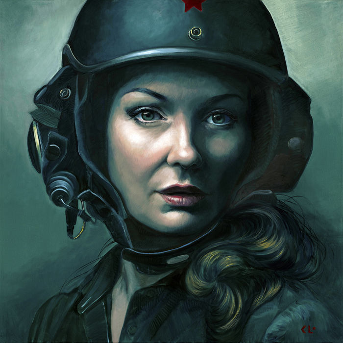 Kathrin Longhurst - Rebel With A Cause
