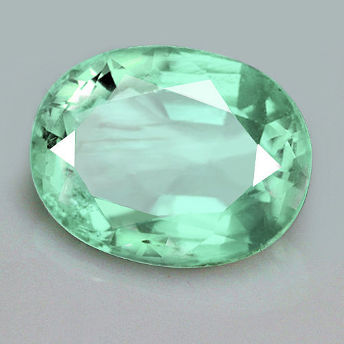 Emerald - Green - 7.56 ct