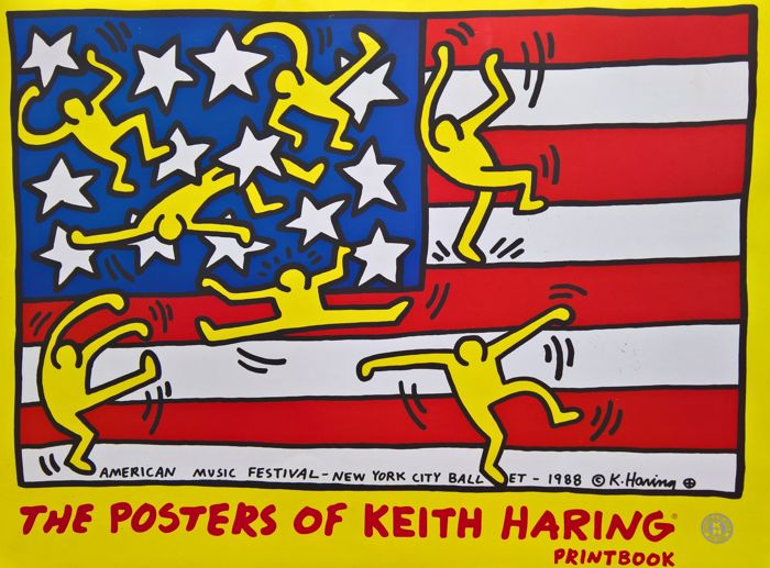 Keith Haring - The Posters of Keith Haring
