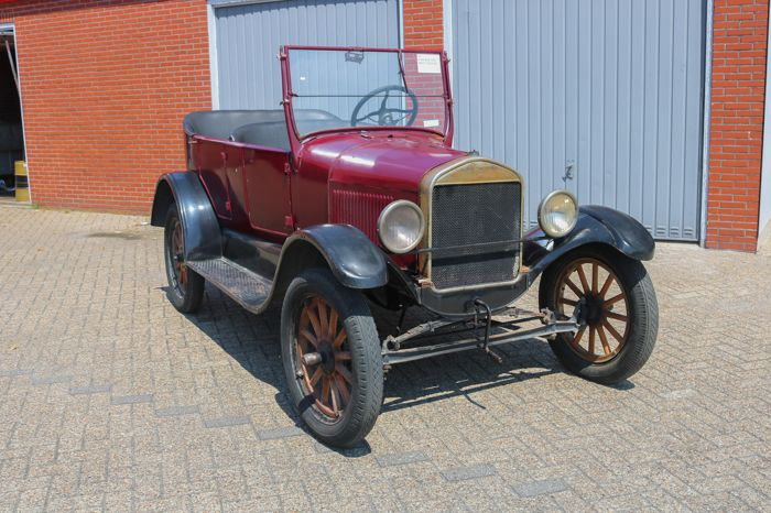 Ford - Model T T-Ford Touring - 1926