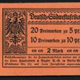 Briefmarken Auktion (Deutschland - Antik & Klassik)