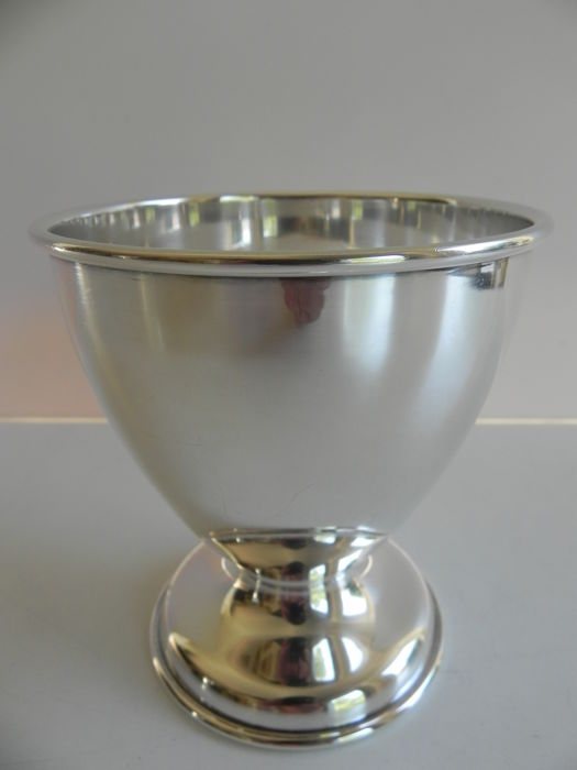 Silver bowl/cup, Mexico, imported in Sweden