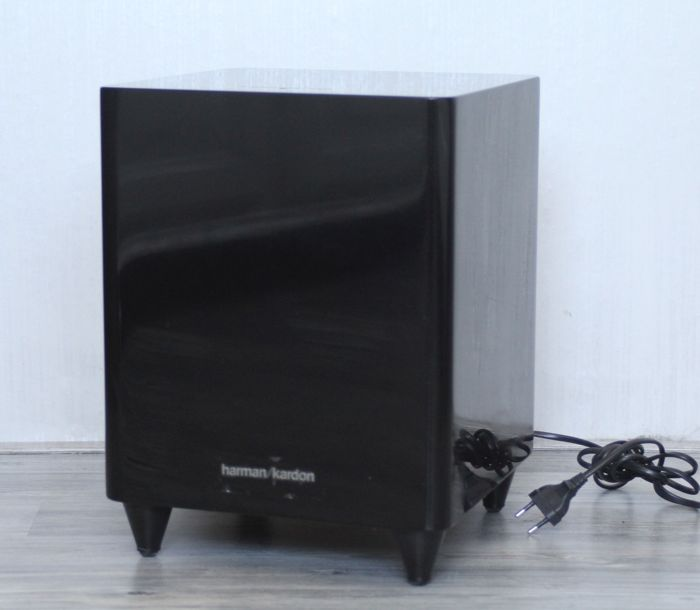 harman kardon subwoofer hkts 210sub 230 catawiki. Black Bedroom Furniture Sets. Home Design Ideas