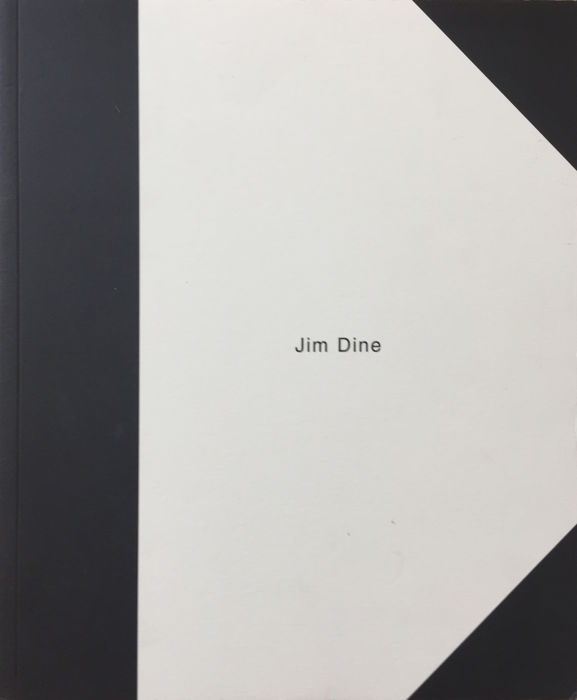Signed; Jim Dine - New Color Photographs - 1999