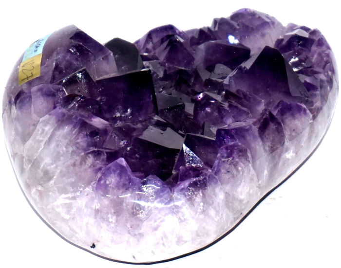 Beautiful Amethyst Druse - size 21 x 14 x 9 cm - weight 3100 g