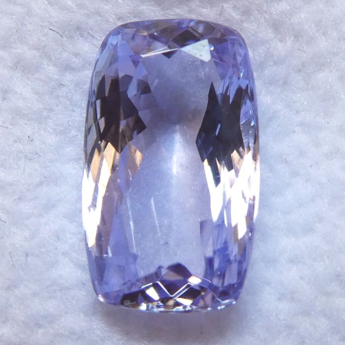 Tanzanite – 4.36 ct – No Reserve Price
