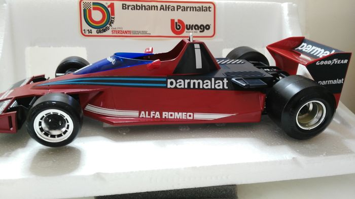 Bburago - 1:14 - Brabham Alfa BT46 - In original box