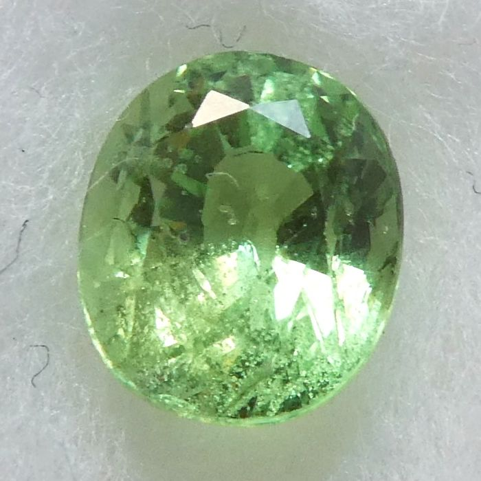 Tsavorite – 1.05 ct – No Reserve Price