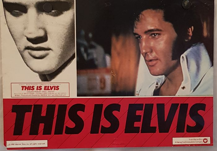 THIS IS ELVIS - 1981