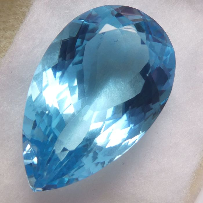 Topaz – 19.34 ct – No Reserve Price