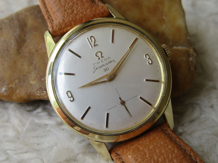 Omega - Seamaster 30 Hand-winding Watch - 17254915 - Men - 1960-1969