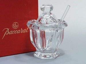 Baccarat - Missouri Crystal sugar bowl (13.5 cm)