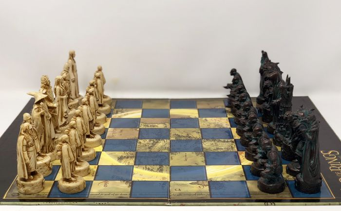 Chess - Lord of the Rings