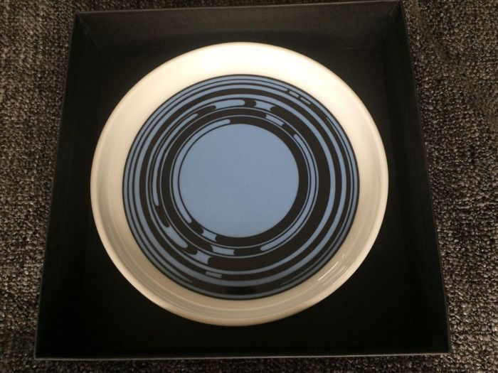 Rosenthal studio-line for Campbell Soup Company - Ornamental plate with Andy Warhol art image
