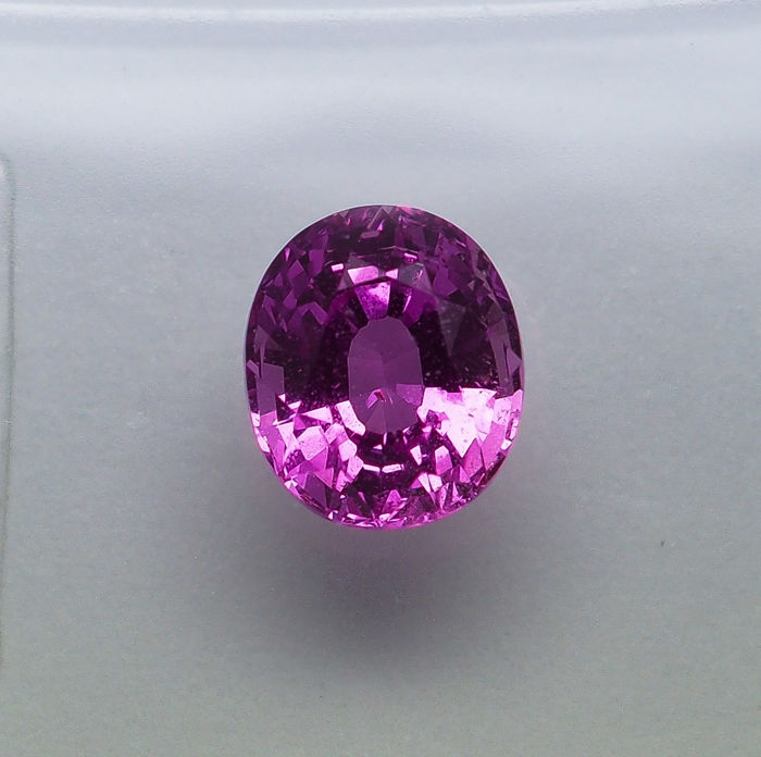 Pink Sapphire - 1.11 ct