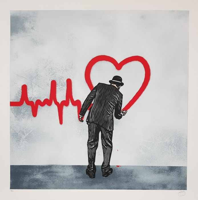 Nick Walker - Love Goes On (Red)