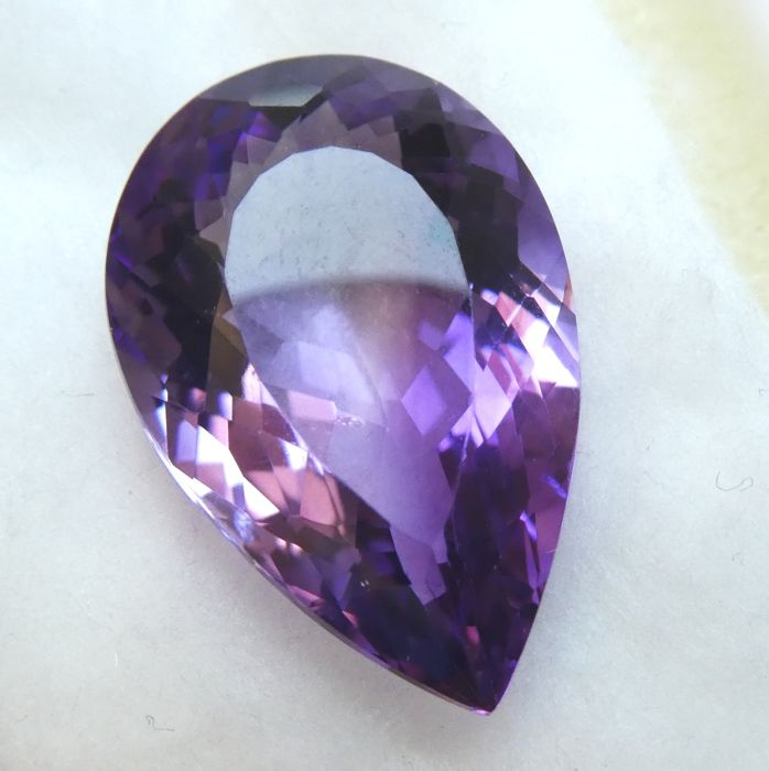 Amethyst – 11.92 ct – No Reserve Price