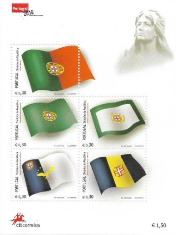 Portugal 1949/2009 - Stamps in Blocks and Blocks
