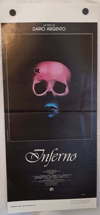 INFERNO - 1980 - BY DARIO ARGENTO