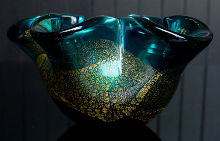 Mdina - Glass object / bowl