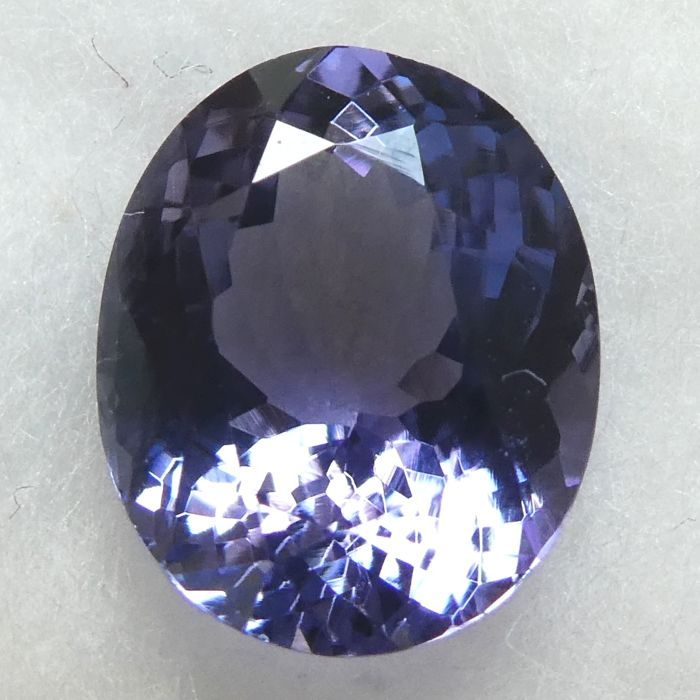 Tanzanite – 3.34 ct – No Reserve Price