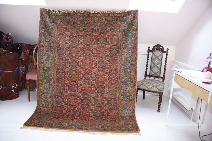 Antique Kurdish, Iran 190 x 145cm