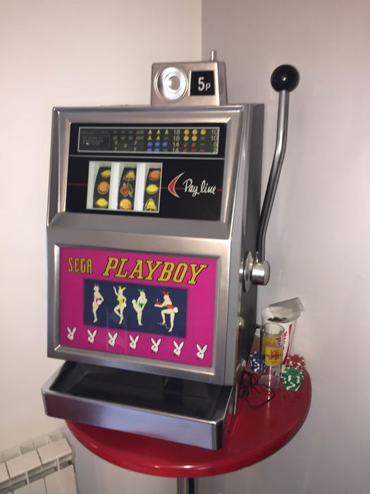 SEGA slot machine