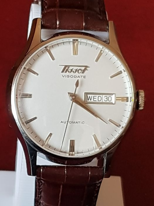 "Tissot - Visodate Automatic  ""Like New"" - Men - 2000-2010"