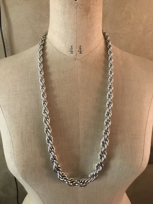 Christian Dior - neck chain - Vintage
